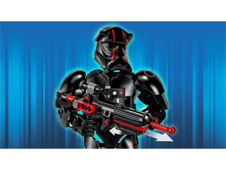 LEGO® Star Wars™- Elite TIE Fighter Pilot™- 75526