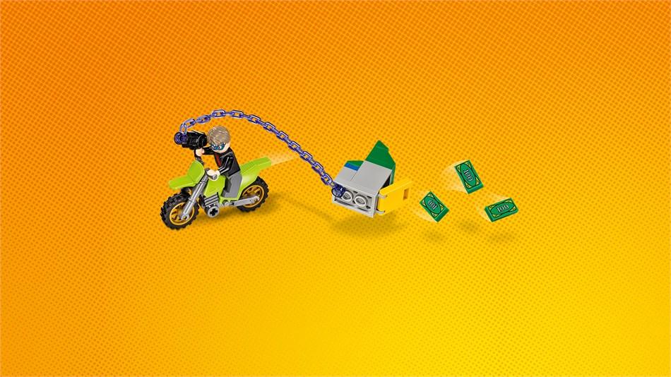 LEGO® Marvel Super Heroes - Action am Geldautomaten - 76082