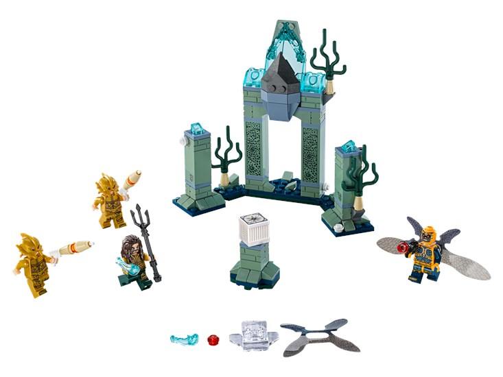 LEGO® DC Comics Super Heroes - Das Kräftemessen um Atlantis - 76085
