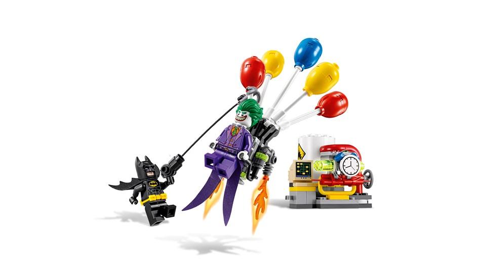 LEGO® DC Comics Super Heroes - Jokers Flucht mit den Ballons - 70900