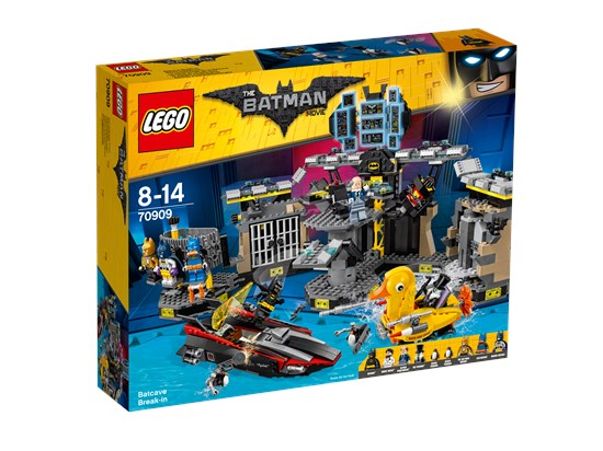 LEGO® Batman der Film - Batcave-Einbruch - 70909
