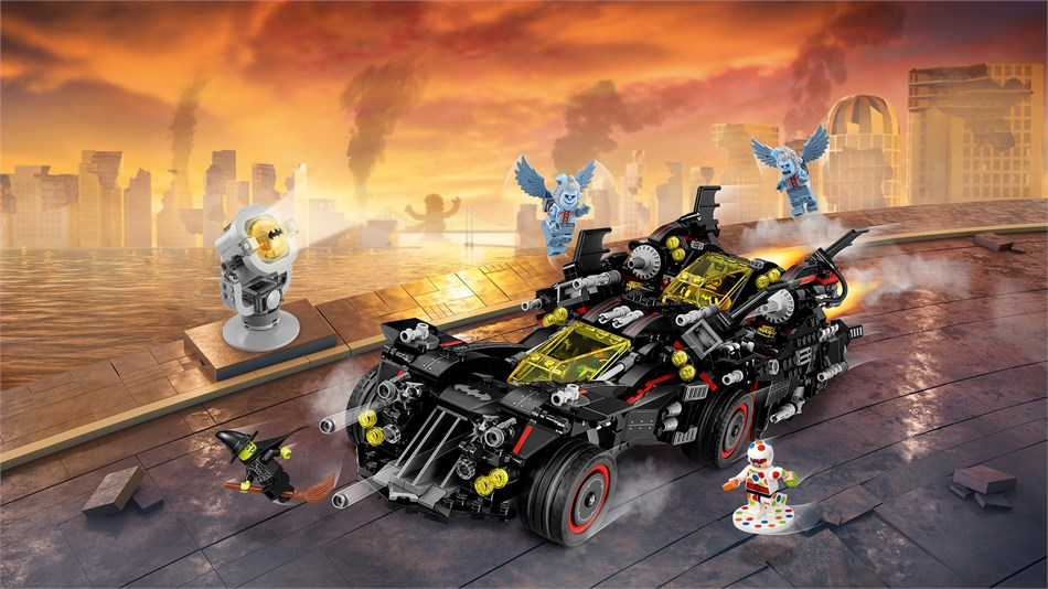 LEGO® Batman der Film - Das ultimative Batmobil - 70917
