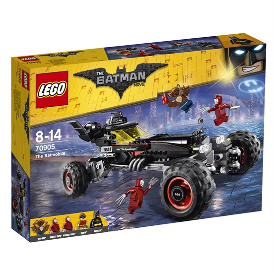 LEGO® DC Comics Super Heroes - Das Batmobil - 70905