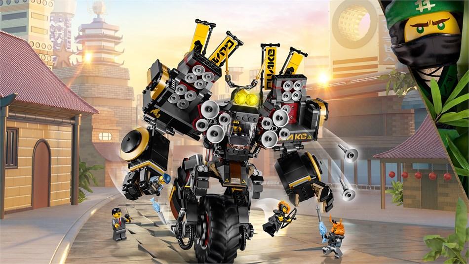LEGO® Ninjago - Cole's Donner-Mech - 70632