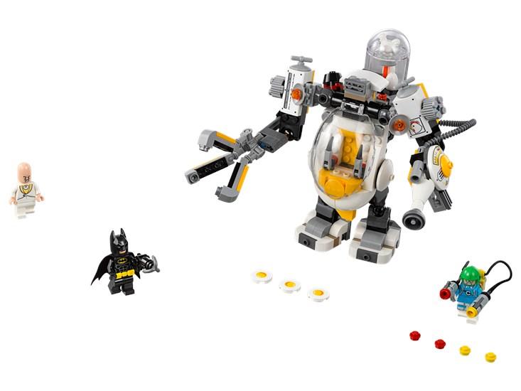 LEGO® DC Comics Super Heroes - Egghead™ bei der Roboter-Essenschlacht - 70920
