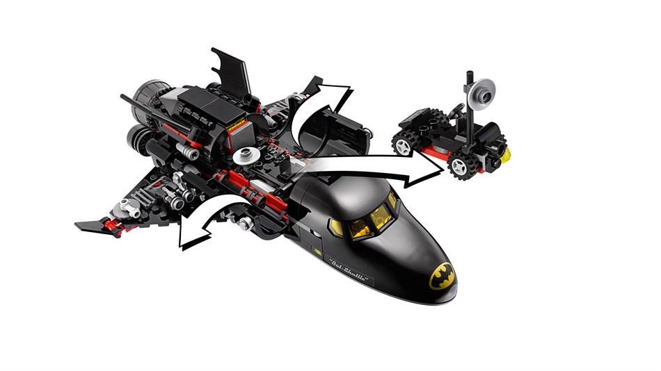 LEGO® Batman der Film - Bat-Spaceshuttle - 70923