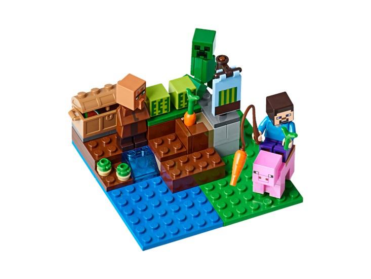 LEGO® Minecraft - Melonenplantage - 21138