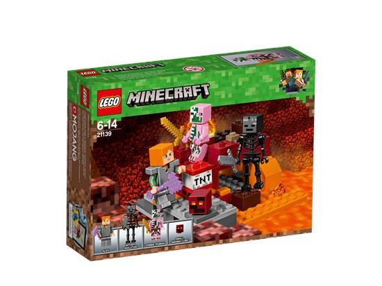LEGO® Minecraft - Nether-Abenteuer - 21139