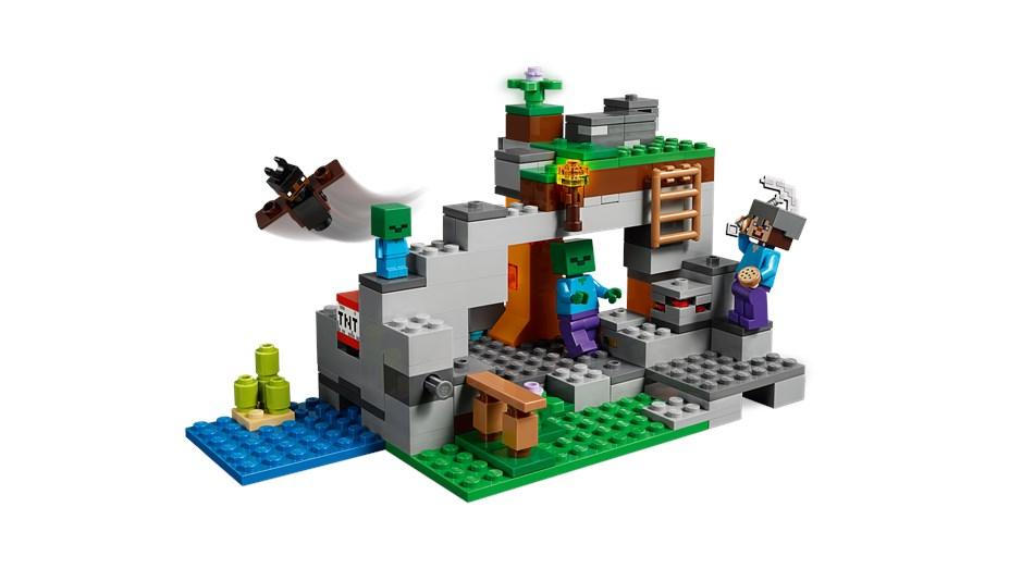 LEGO® Minecraft - Zombiehöhle - 21141