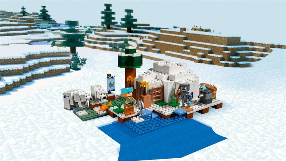 LEGO® Minecraft - Eisiglu - 21142