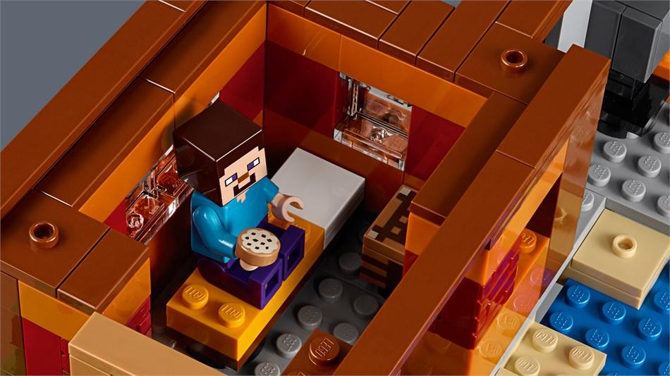 LEGO® Minecraft - Farmhäuschen - 21144