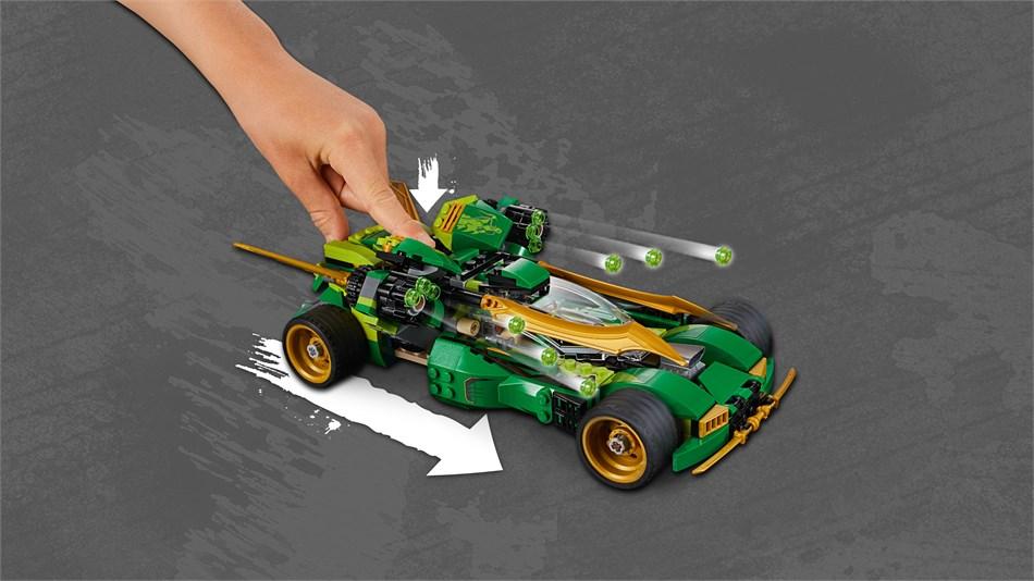 LEGO® Ninjago - Lloyds Nachtflitzer - 70641