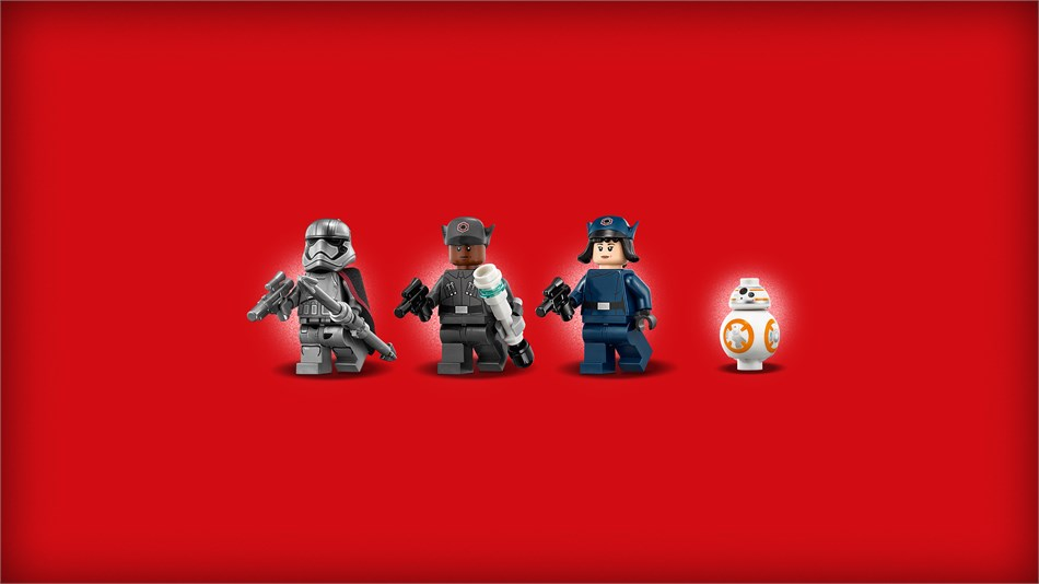 LEGO® Star Wars™- First Order AT-ST™ - 75201
