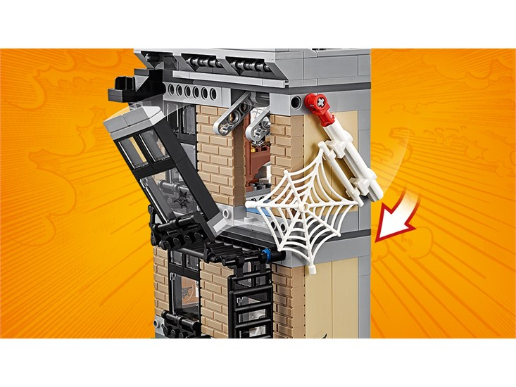 LEGO® Marvel Super Heroes - Sanctum Sanctorum - Der Showdown - 76108