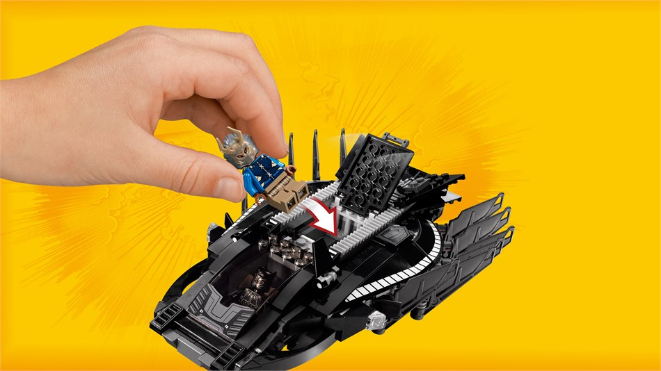 LEGO® Marvel Super Heroes - Royal Talon Attacke - 76100
