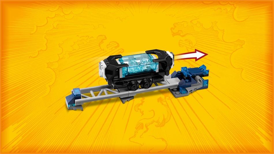 LEGO® Marvel Super Heroes - Rhino - Entscheidung an der Mine - 76099
