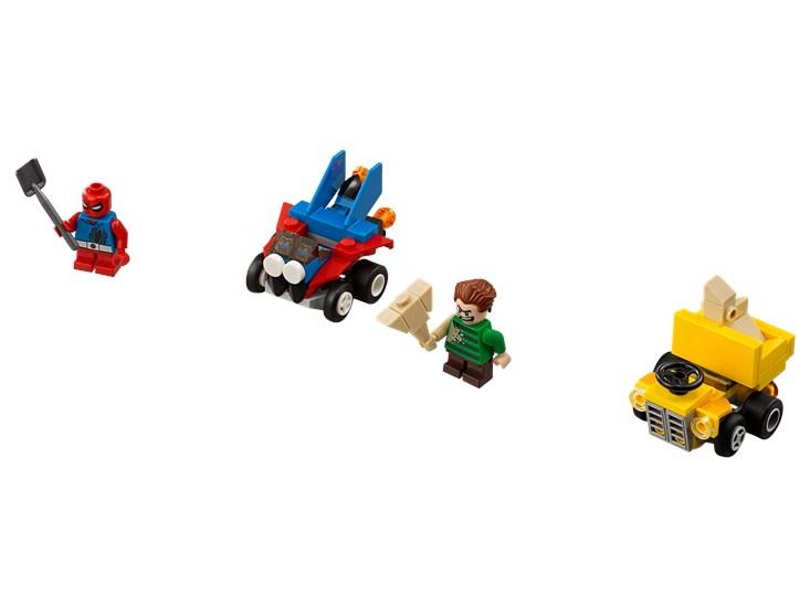 LEGO® Marvel Super Heroes - Mighty Micros Scarlet Spider-Man vs. Sandman - 76089