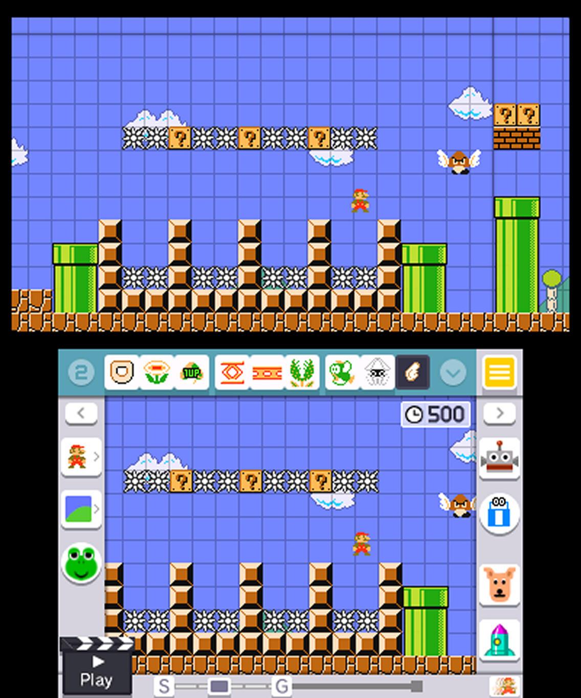 Super Mario Maker (Nintendo Selects)