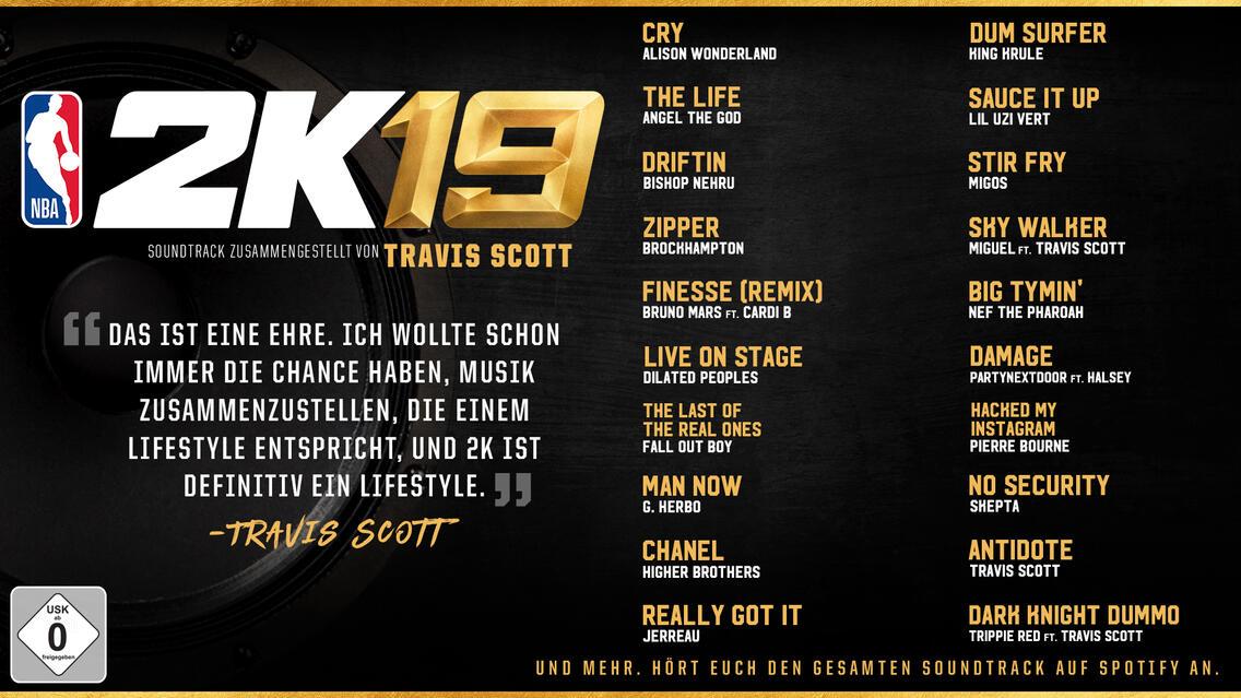 NBA 2K19 (Code in a Box)