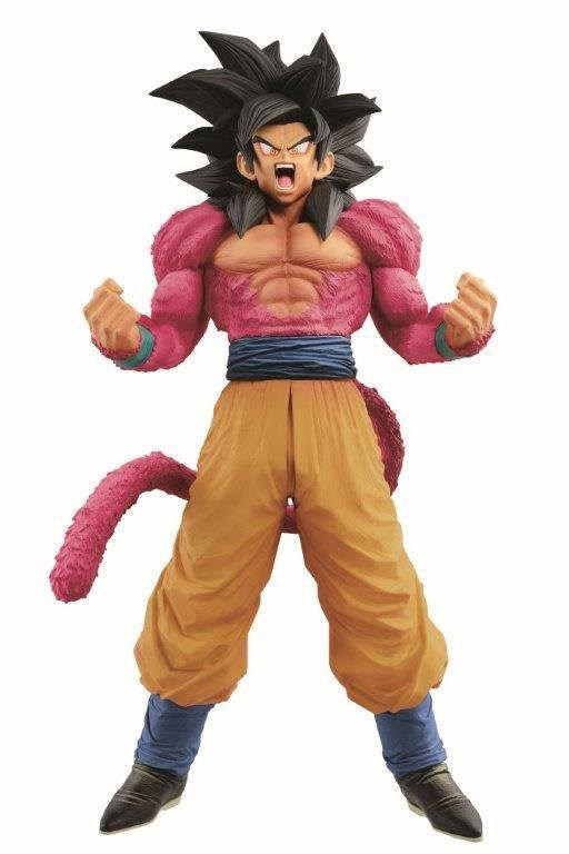 Dragon Ball Gt Figur Son Goku Gamestopde
