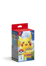 Pokémon: Let's Go Pikachu + Pokéball Plus