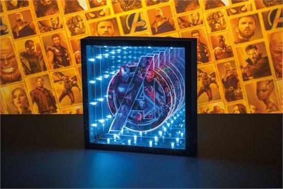 Marvel Avengers - Leuchte Infinity War