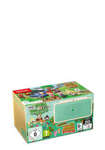 New Nintendo 2DS XL Konsole Animal Crossing Edition inkl. Spiel (only online!)