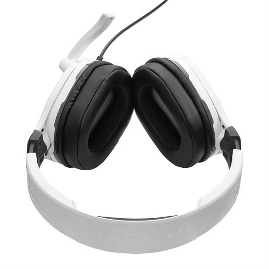 Turtle Beach Recon 200 Gaming-Headset mit Verstärker für PS4 und Xbox One - Weiß