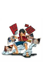 One Piece - Story Age Figur Monkey D. Ruffy