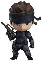 Metal Gear Solid - Figur Snake Nendoroid