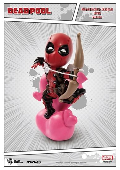Marvel - Figur Mini Egg Attack Deadpool Cupid