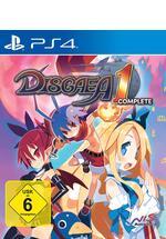 Disgaea 1 Complete