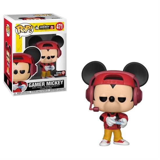 Mickey Mouse - POP! Vinyl-Figur Gamer Mickey   GameStop.de
