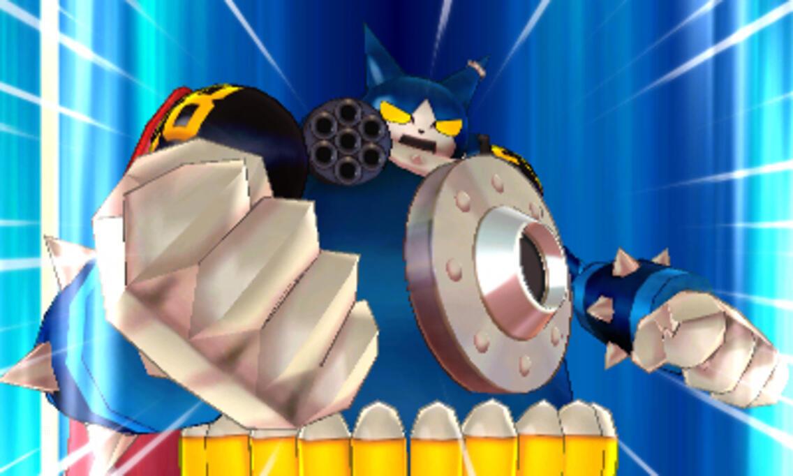 YO-KAI Watch Blasters: Rote-Katzen-Kommando