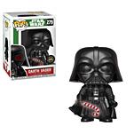 Star Wars - POP! Vinyl Wackelkopf-Figur Darth Vader Holiday