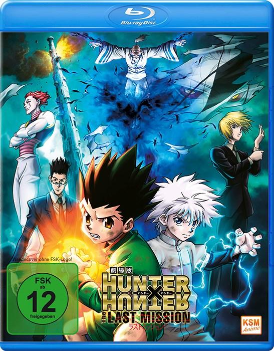 Hunter x Hunter: The Last Mission (Blu-Ray)