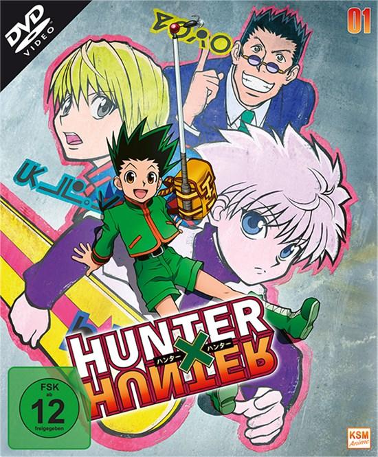 Hunter x Hunter: Volume 1 (DVD)