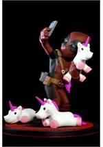 Marvel Deadpool - Figur Unicorn Selfie