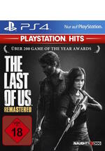 The Last of Us Remastered PlayStation Hits Edition