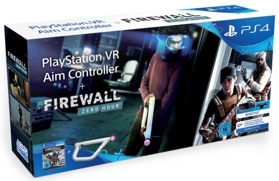 Firewall: Zero Hour VR + Aim Controller