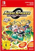 Sushi Striker - The Way of Sushido [Code-DE]