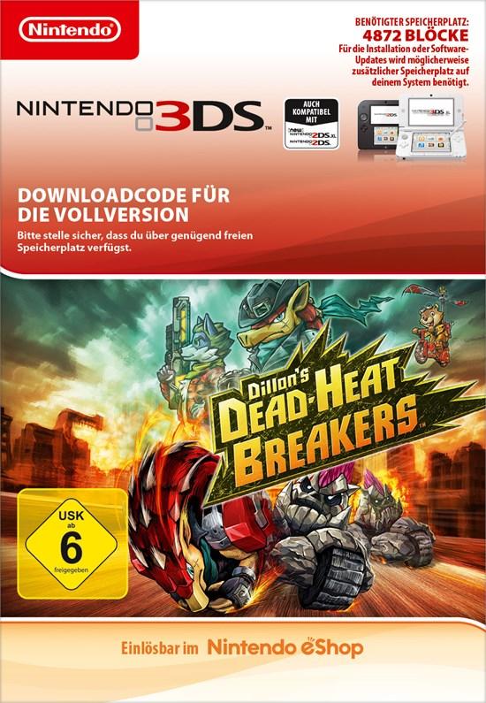 Dillon's Dead-Heat Breakers [Code-DE]