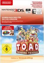 Captain Toad: Treasure Tracker [Code-DE]