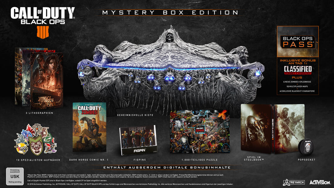 Call of Duty: Black Ops 4 Mystery Box