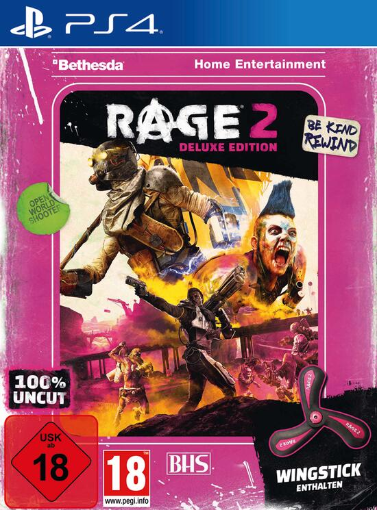 RAGE 2 Wingstick Deluxe Edition