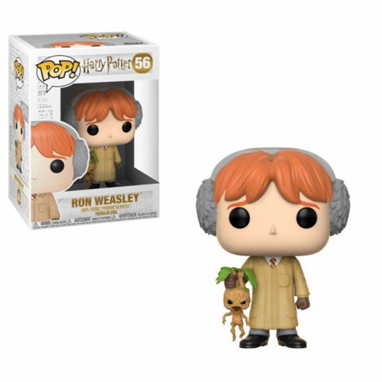 Harry Potter - POP!-Vinyl Figur Ron in Kräuterkunde