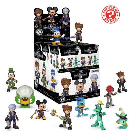 Kingdom Hearts III - Mystery Minis (zufällige Auswahl)