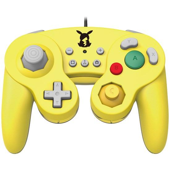 Nintendo Switch Battle Pad Controller Pikachu (HORI ...  Nintendo Switch...