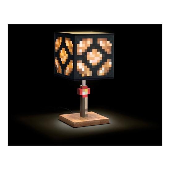 Minecraft Lampe Glowstone Gamestop De