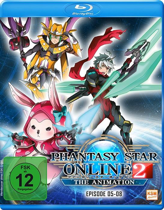 Phantasy Star Online 2 (Blu-Ray)